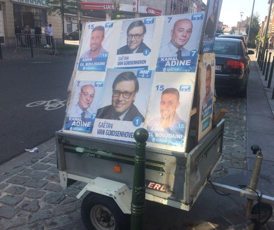 Campaña en movimiento (Foto: Wizenberg)