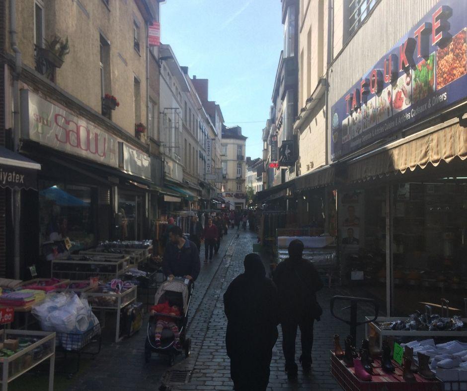 El barrio estigmatizado (Foto: Wizenberg)