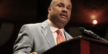 El congresista demócrata estadounidense Donald Payne Jr.. Foto: nj.com