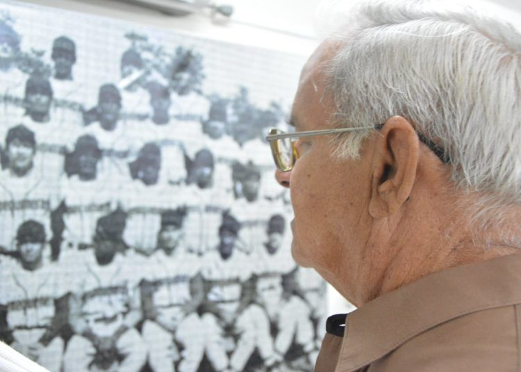 La Galería de la Fama del béisbol matancero ha reunido a buena parte de las más destacadas personalidades del deporte nacional en Cuba. Foto: John Vila