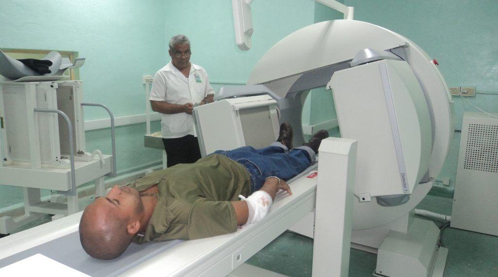 Hospital Oncológico Conrado Benítez, de Santiago de Cuba. Foto: Radio Reloj.