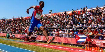 Con liderazgo del atletismo, Cuba abrió  en el puesto 13 la penúltima jornada de los Juegos Olímpicos de la Juventud de Buenos Aires. Foto: Calixto N. Llanes