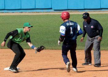 Occidentales derrotó 5x4 a Orientales y empató a quince victorias la porfía histórica en el Juego de las Estrellas del Béisbol cubano. Foto: Jit / Facebook.