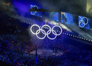 Ceremonia de inauguración de los Juegos Olímpicos de la Juventud, en Buenos Aires, Argentina, el sábado 6 de octubre de 2018. Senegal fue elegido este lunes como sede de los próximos Juegos, en 2022. Foto: Jed Leicester / OIS / IOC vía AP.
