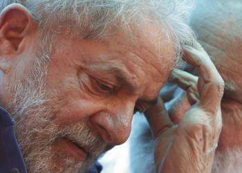 El ex presidente brasileño Luiz Inácio Lula da Silva en una foto del 26 de marzo de 2018 durante un mitin en Francisco Beltrao, Brasil. Foto: Eraldo Peres / Archivo.