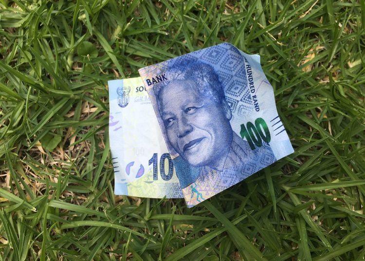 Nelson Mandela South Africa Bill Note 100 Money