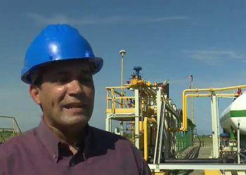 MSc. Osvaldo López Corzo, jefe de Grupo de Exploración, Unión CUPET. Foto: NTV.