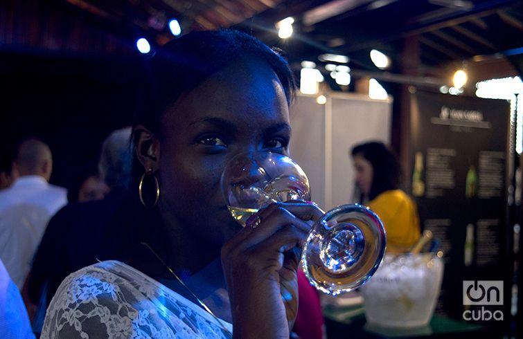 XIX Fiesta Internacional  del Vino en la Habana. Foto:  Otmaro Rodríguez