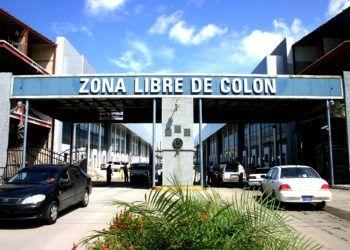 La Zona Libre de Colón, en Panamá. Foto: La Prensa Libre / Archivo.