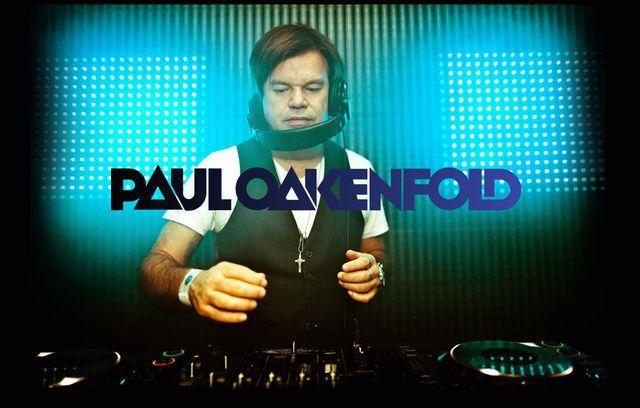 Paul Oakenfold. Foto: eventsite.com.co.