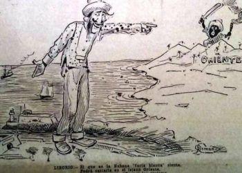 Liborio, 1912.