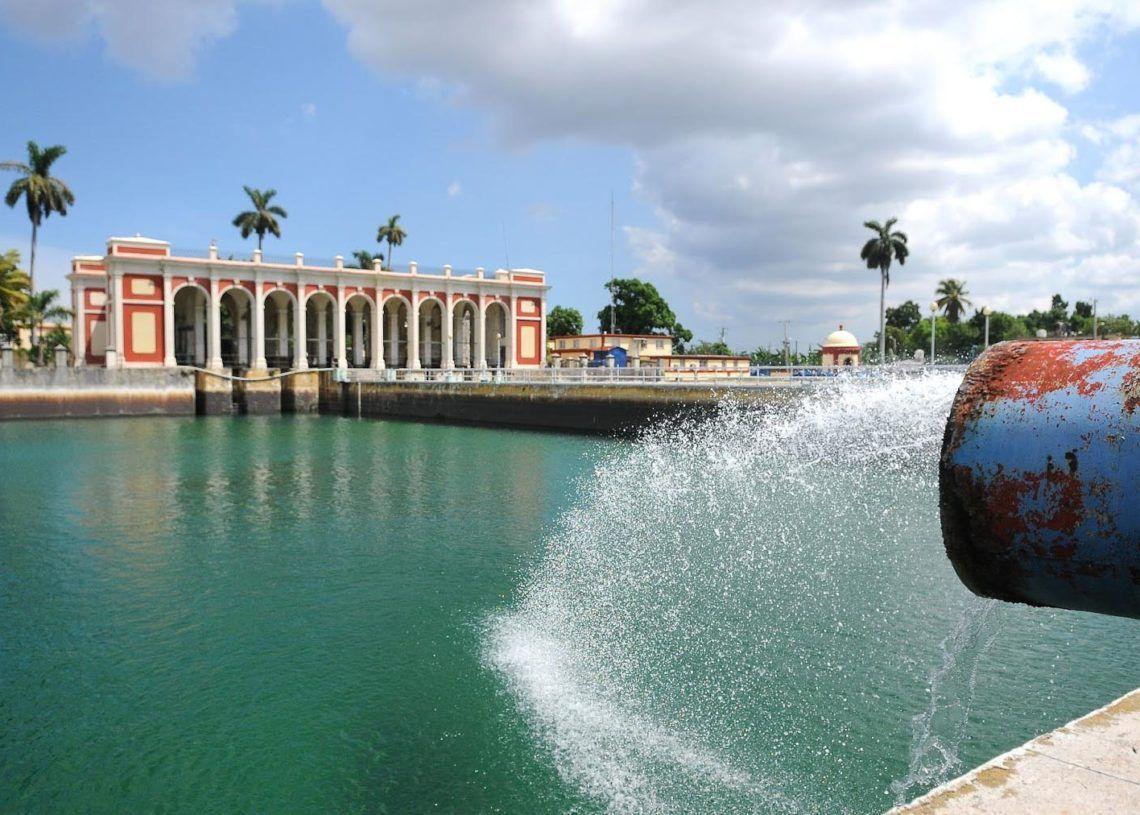Acueducto de Albear, en La Habana. Foto: enelcolimador.blogspot.com