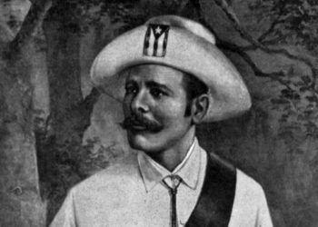 Retrato del general cubano Antonio Maceo. Foto: Archivo OnCuba.