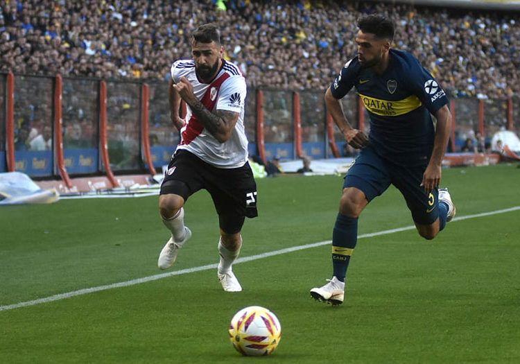 River y Boca disputarán un partido inédito en finales de la Libertadores. Foto: Nicolás Stulberg