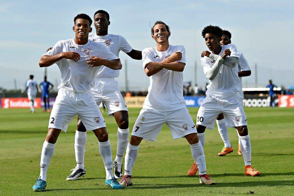 Los cubanos tienen el talento y las ganas de disfrutar con el fútbol, pero no han recibido el apoyo necesario para sumar minutos y ganar experiencia. Foto: Concacaf