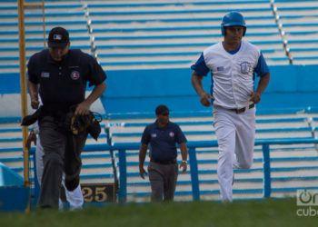 Samón será un bateador de gran impacto para el orden ofensivo avileño. Foto: Otmaro Rodríguez