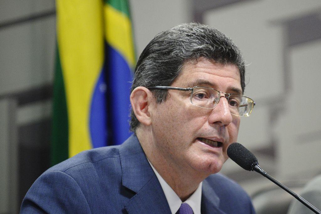 Joaquim Levy. Foto: Edilson Rodrigues/Agência Senado