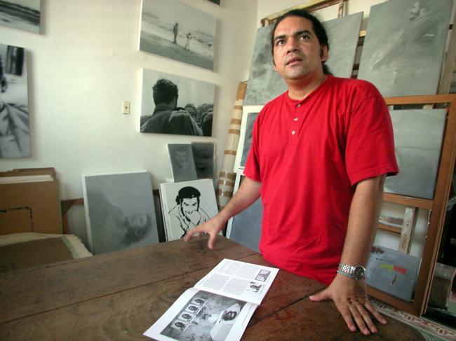 José Ángel Toirac, nació en Guantánamo en 1966.