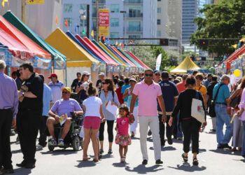 Feria del Libro de Miami. Foto: miamiandbeaches.com