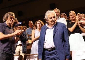 """""""ElPepe, una vida suprema"""" recrea la historia de un hombre humilde, guerrillero tupamaro que terminó por convertirse en presidente de Uruguay. Foto: radioweb.com.ar."""