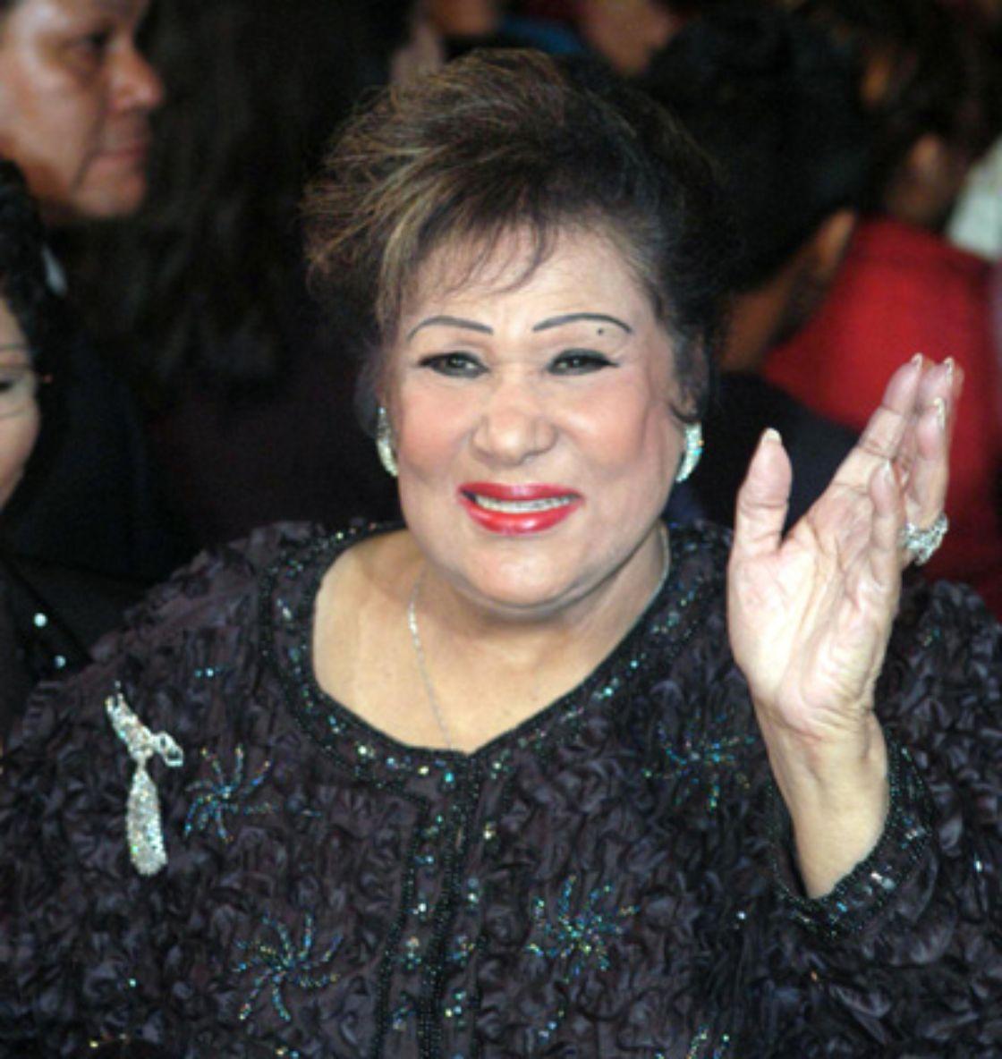 Olga Guillot. Foto: eleconomista.com.mx