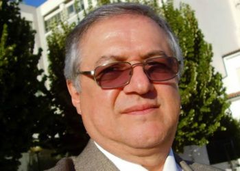 Filósofo colombiano Ricardo Vélez.