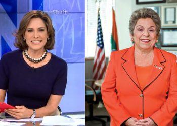 La periodista María Elvira Salazar (R) y la educadora Donna Shalala (D) pugnan por un distrito histórico que por más de 30 años estuvo controlado por la cubanoamericana Ileana Ros-Lehtinen.