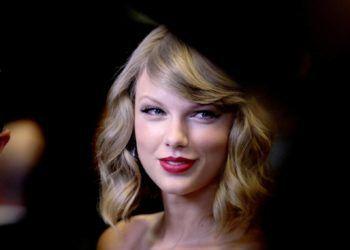 Después de la críticas a Trump de Taylor Swift, el presidente dijo que ahora le gustaban un 25 por ciento menos sus canciones. Foto: Getty Images.