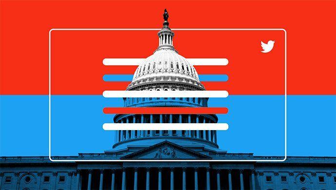 Imagen de portada de la cobertura del Día de Elecciones en Twitter.