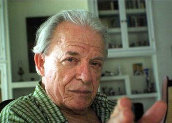 Antón Arrufat. Foto: Ángel Marqués Dolz.
