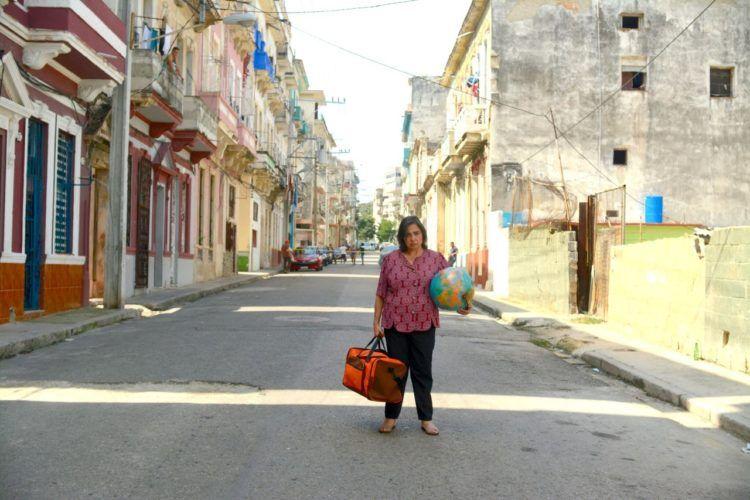 """""""El viaje extraordinario de Celeste García"""": Foto: cubamanece.com."""