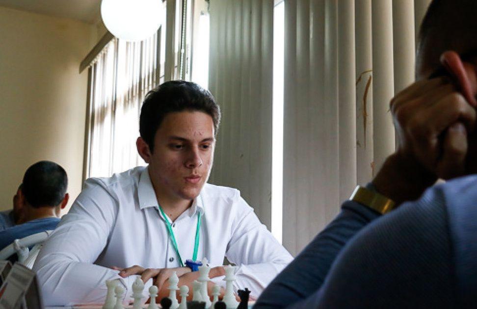 Camagüeyano Albornoz buscará boleto mundialista en lid ajedrecística de San Salvador