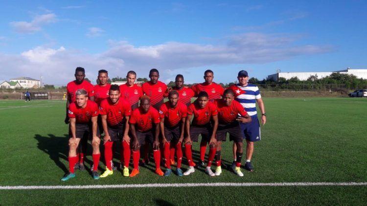 Antigua y Barbuda se ha ergido en una plaza atractiva para varios jugadores cubanos. Foto: Tomada del perfil de Facebook de Dariem Díaz