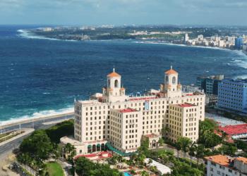Hotel Nacional de Cuba, en La Habana. Foto: Storyblocks Video / Archivo.
