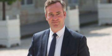 Jean-Baptiste Lemoyne, secretario de Estado del Comercio Exterior y el Turismo de Francia. Foto: lopinion.fr