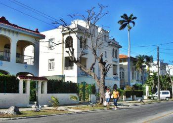 Barrio de Miramar en La Habana. Foto: miramarcuba.blogspot.com