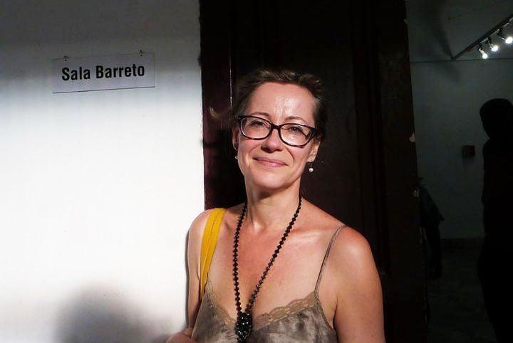 Natalia Zagórska-Thomas. Foto: Ángel Marqués Dolz.