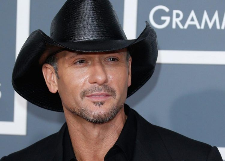 Tim McGraw. Foto: Grammy Awards.