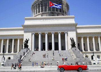 Capitolio de La Habana, Cuba. Foto: Desmond Boylan / AP.