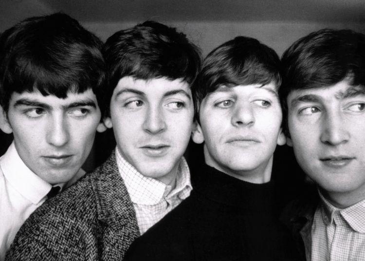 The Beatles. Foto: Cinemanía.