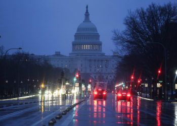 Capitolio en Washington el 24 de enero del 2019. Foto: J. Scott Applewhite / AP.