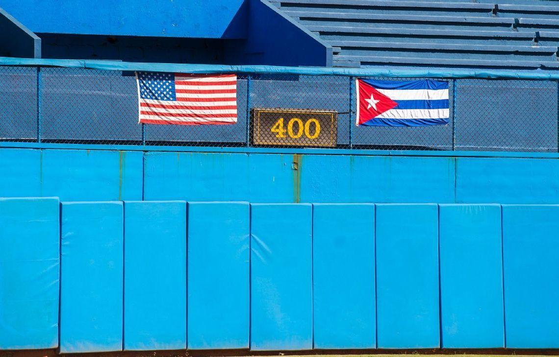 La Federación Cubana de Béisbol y la MLB firmaron en diciembre pasado un histórico Acuerdo, pero todavía hay algunos puntos sobre el mismo que generan dudas. Foto: Getty Images
