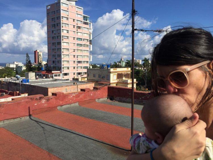 Nina y La Habana.