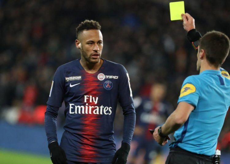 El PSG acabó sumido en la desesperación y no pudo en la Copa de la Liga contra el Guingamp, último de la Ligue 1. Foto: Arnaud Journois/Le Parisien