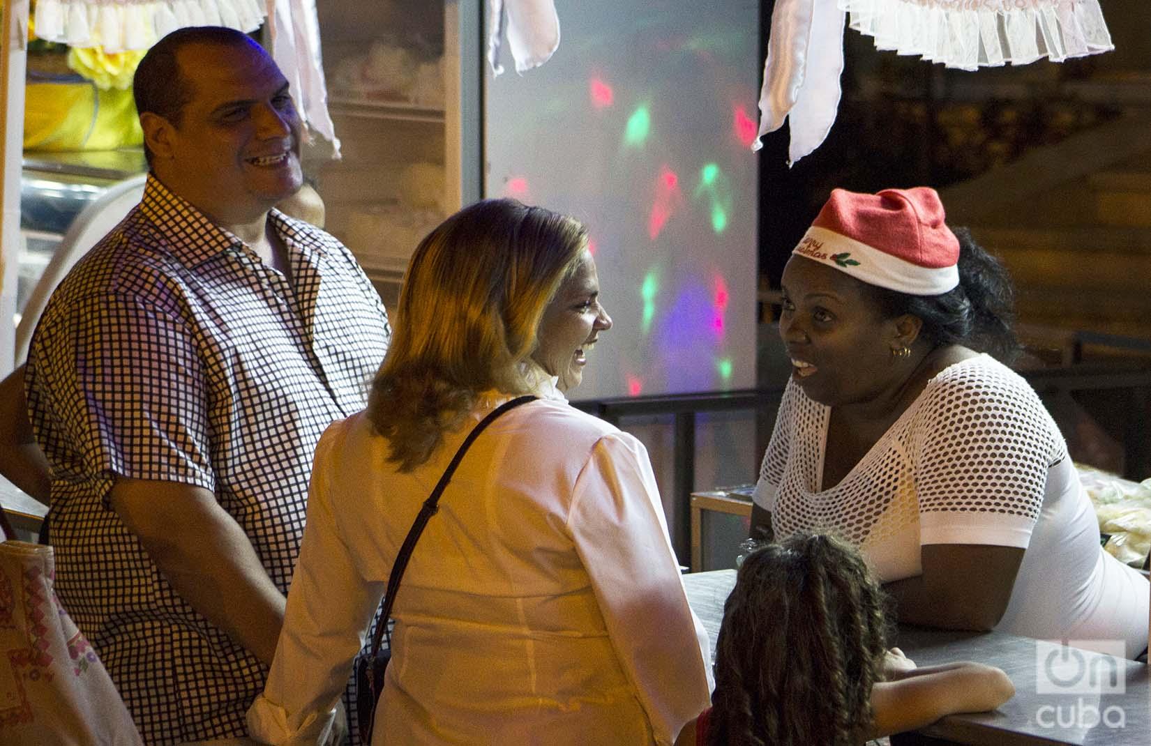 Motivos navideños en el fin de año en Santiago de Cuba. Foto: Frank Lahera Ocallaghan.