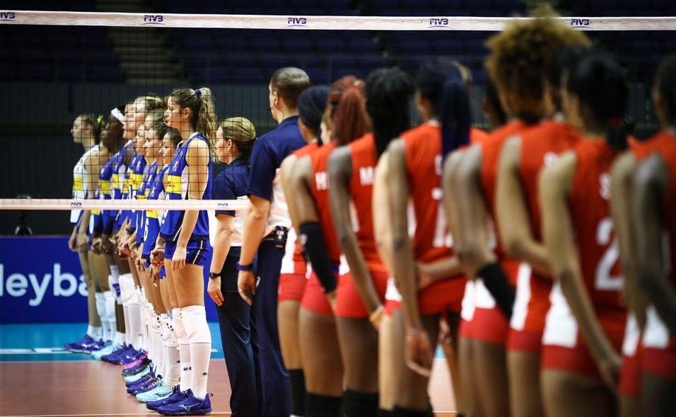 El voleibol femenino cubano se ha alejado por completo de los grandes escenarios competitivos mundiales en los últimos años. Foto: Getty Images