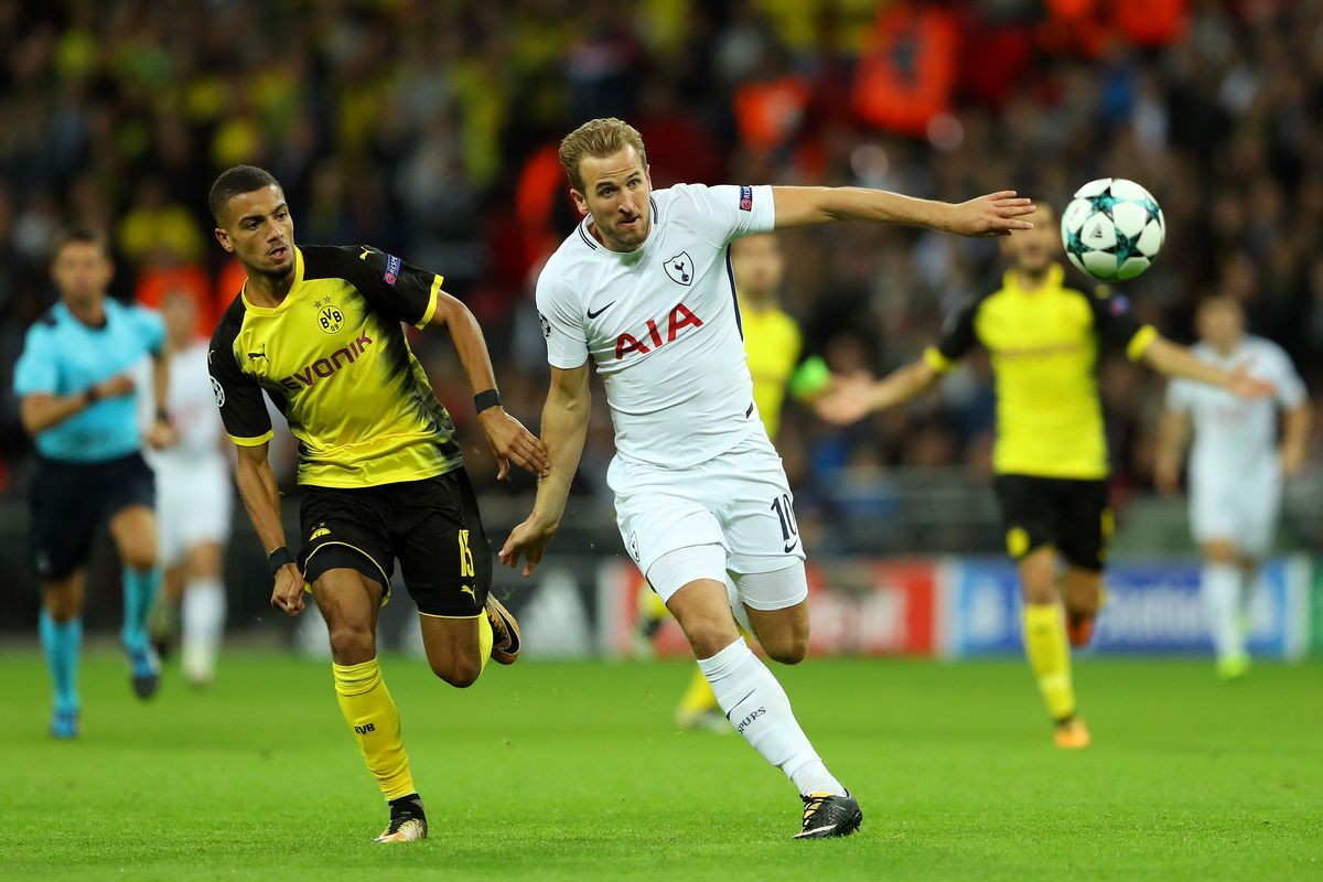 La ausencia de Harry Kane condicionará de manera notable al Tottenham en la eliminatoria de octavos contra el Borussia Dortmund. Foto: Warren Little/Getty Images