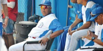 La continuidad de Rey Vincente Anglada al frente de Industriales se mantiene en duda. Foto: Tomada de Miami Diario.