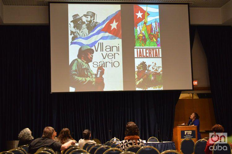12 Conferencia sobre Cuba y estudios cubano-americanos en FIU. Foto: Marita Pérez Díaz.