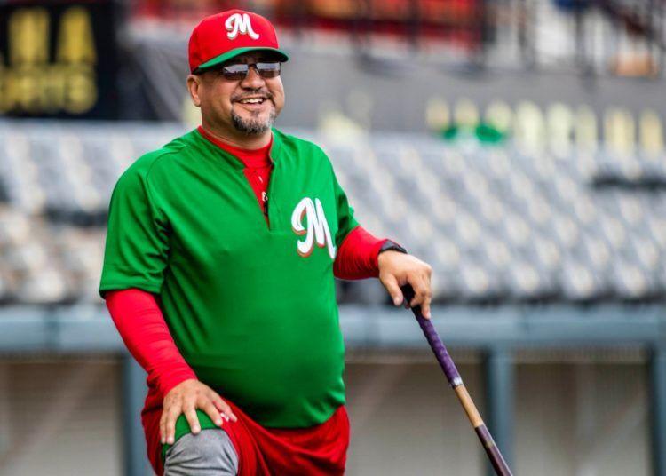 El mentor Roberto Vizcarra confía en la solidez de su plantel. Foto: Twitter de Charros de Jalisco